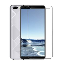 Discount blackview smartphone - Smartphone Tempered Glass 9H Explosion-proof Protective Film Screen Protector mobile phone for Blackview S6 5.7""