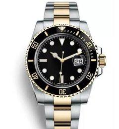 $enCountryForm.capitalKeyWord Australia - hot Men Luxury fashion men s Watch Top Quality Men Watch Automatic Mechanical Watch 40mm 116610 Waterproof 30M Sapphire wristwatch