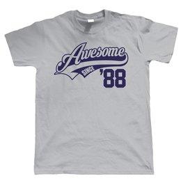 Großhandel Fantastisches seit 1988 lustiges T-Shirt der Männer - Geschenk für ihn Vati-Großvater
