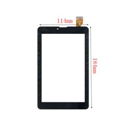 9 Inch Touch Screen Digitizer Black For Tablet PC XC-PG0900-017-FPC-A0-FPC Nero