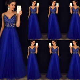 Wholesale wedding dress maxi for sale - Group buy Formal Wedding Bridesmaid Long Evening Party Ball Prom Gown Cocktail Maxi Dress