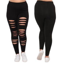 Womens Tight Yoga Pants UK - 2018 Yoga Pant Plus Size Womens Sexy Leggings Trousers Fitness High Waist Elastic Tights Sportswear Hot #4JU17 #918214