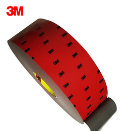 $enCountryForm.capitalKeyWord Australia - 3M CP5112 VHB double sided acrylic foam tape is used for the bonding of home and automobile decorations and electronic products