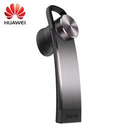Huawei original earpHone online shopping - Original Huawei Honor AM07 Bluetooth Headset Whistle Shape Wireless Stereo Music Earphone Hands free Driving mic For Huawei iphone Samsung