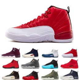 b625e823cffb Gym Red 12 Men Basketball Shoes Michigan Wool Chris Paul Class Of 2003  International Flight Nylon French Blue 12S Sports Sneakers 8-13. NZ 64.33  ...