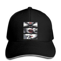 rolling snapback hat Canada - Baseball Cap Leisure and comfortable Sunlight Men Roll Lick It Smoke It Marijuanaer Pot Hats & Caps Hats, Scarves & GlovesMen Snapback
