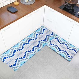 $enCountryForm.capitalKeyWord Australia - Anti-slip Kitchen Mat Long Bath Carpet Modern Entrance Doormat Tapete Absorbent Bedroom Living Room Floor Mats