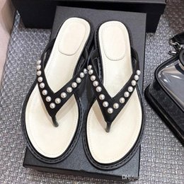 $enCountryForm.capitalKeyWord Australia - high quality fashion ladies casual shoes sandals ladies leather slippers women's flat shoes soft soles leather slippers flat ladies shoe qp