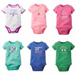 d2cc3b328c 2019 0-18M Cotton Baby Rompers Summer Casual Overalls Boy Girl Romper Cheap  Clothes China Newborn Layette Baby Clothing Jumpsuit