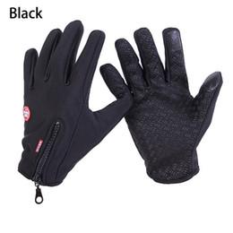 China New Touch Screen Windproof Waterproof Outdoor Sport Gloves Men Women Winter Work Cycling Ski Warm gloves JS-G01 cheap waterproof work glove suppliers
