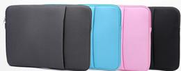 Wholesale Laptop Notebook Australia - Hot Sale Sty 2 Laptop Sleeve 14, 15.6 Inch Notebook Case 13.3 Macbook Pro 13 Case Laptop Cases 11.13, 15 Inch Protective Case