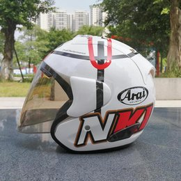 Xxl Motorcycle Half Helmets Australia - New ARAI New motorcycle helmet racing helmet cross country half helmet men and women sunscreen helmets