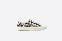 Discount canvas shoes black white colour - SDIOR sneakers Female Coloured Black-and-White Embroidered Letter Snowflake Shoes Female New Increased Leisure Travel Si