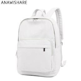 $enCountryForm.capitalKeyWord Australia - school for teenagers ANAWISHARE Women Canvas Backpacks White School For Teenagers Girls Casual Rucksack Shouder Large Travel Bags Wm8952