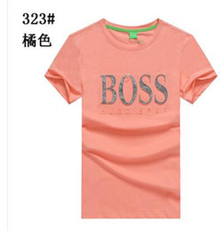 Wholesale half color shirt for sale – plus size German brand designer men s T shirt Summer Solid Color Round Neck Casual Half Sleeve T Shirt Men s Short Sleeve Classic
