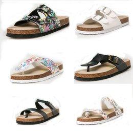 $enCountryForm.capitalKeyWord Australia - Designer Summer Flip Flops Clogs Slipper for men and women luxury beach cork Slippers sandals with a couple flip flops Mayari 35-44