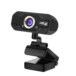 built computers NZ - USB Web Camera 1080P HD 5MP Auto Focus Computer Camera Webcams Built-In Sound-absorbing Microphone 1920 *1080 Dynamic Resolution