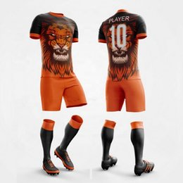 design soccer jerseys 2019 - customize training kit your own designs soccer football uniform jersey shirts from china custom mens tracksuit cheap des