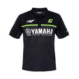 $enCountryForm.capitalKeyWord Australia - Motorcycle For Yamaha Team Doctor Black Polo Shirt