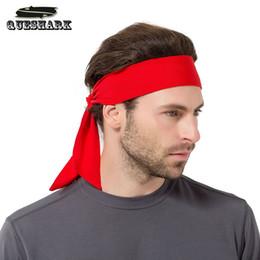 $enCountryForm.capitalKeyWord NZ - Men Women Tennis Bandana Running Headband Gym Sweatband Fitness Headscarf Yoga Hair Band Pirate Hat Cycling Scarf Headwear