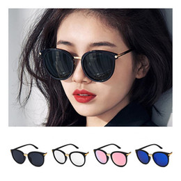 celebrity sunglasses wholesale UK - Fashion Women Online Celebrity Sunglasses Temperament Glasses Anti-UV Spectacles Oversize Frame Eyeglasses Goggle Adumbral Eyewear A++