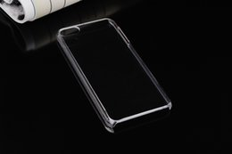 TransparenT plasTic shell online shopping - Hard Clear Back Case For Touch Crystal Cover for Touch Transprent Shell Back Cover Protection Cases