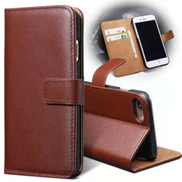 $enCountryForm.capitalKeyWord Australia - Luxury Leather Case for Samsung S3 S4 S5 S6 S6EDFlip-open Design Leather Retro Magnetic Flip Wallet Credit Card Slot Holder Stand Case Cover