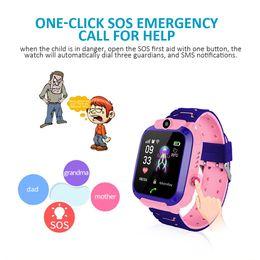 $enCountryForm.capitalKeyWord Australia - Children's Multifunction Digital Wrist Watch Waterproof Smartwatch Children Digital Wrist Watch Kids Toy Gift Watch For IOS Android Phones