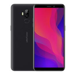 $enCountryForm.capitalKeyWord Australia - Ulefone Power 3L Face Unlock Android 8.1 Mobile Phone MT6739 Ouad Core Cellphone 2GB 16GB 6.0'' Dual SIM Fingerprint Smartphone