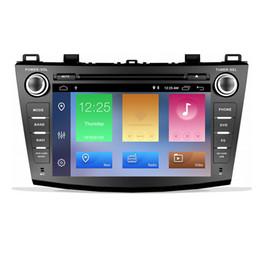 "$enCountryForm.capitalKeyWord Australia - 8"" 2 din car dvd radio stereo Android 9.0 GPS for mazda 3 mazda3 2010-2013 Wifi Bluetooth DSP multimedia Player"