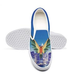 $enCountryForm.capitalKeyWord Australia - Casual Logan Paul Sun Conure Unisex canvas, low top non-slip shoes,design cute pop limited,edition