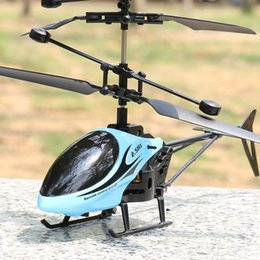 metal helicopter toys Canada - HIINST Remote sensing helicopter Mini RC Infrared Induction Remote Control Toy 2CH Gyro Helicopter RC Drone induction Toy L109