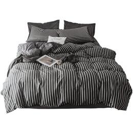 Light Pink Bedding Sets UK - Size Colcha Y Conjuntos Kids Sabanas Individual Linge Lit Linen Ropa De Cama Bed Cotton Sheet And Quilt Bedding Set