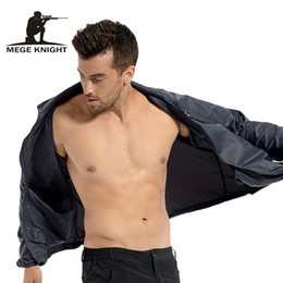 Uv protection clothing online shopping - MEGE New Style Camouflage colors Sun UV Protection Coats Skin Jacket Super Light Coat Men Tactical Clothing SH190918