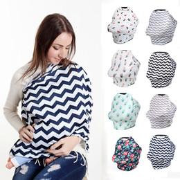 Cotton Cloth Apron Australia - Fashion Woman Scarf Cotton Muslin Breastfeeding Privacy Apron Shawl Outdoors Feeding Baby Nursing Cloth Nursing Cover