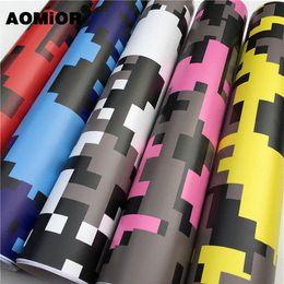 $enCountryForm.capitalKeyWord Australia - Best Print Graffiti Camouflage Vinyl Car Wrap Camo Film Roll JDM UDM Sticker Bomb Car Wraps Foil Sticker Decal Console Computer