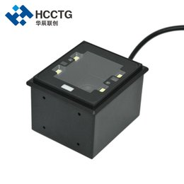 rs232 usb module NZ - Hot Embedded OEM USB RS232 1D 2D Kiosk Fixed Barcode Scanner Module For Vending Machine HS-2003