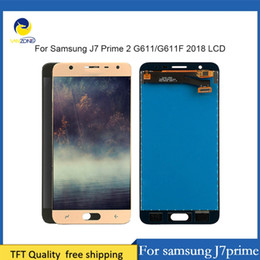 Samsung Galaxy Lcd Screen Australia - Cellcore 5.5'' IPS TFT LCD for SAMSUNG Galaxy J7 Prime Display G610 G610F Touch Screen Digitizer Replacement Display J7 Prime