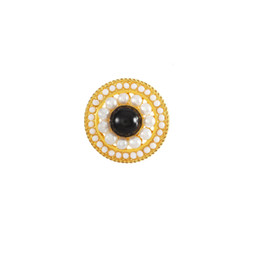 $enCountryForm.capitalKeyWord UK - 18mm imitation pearl rhinestone snap button fit 18mm buttons jewelry DIY making bracelet necklace parts craft accessories