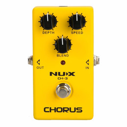 $enCountryForm.capitalKeyWord UK - NUX CH-3 Analog Chorus Guitar Effect Pedal Chorus effects Pedal Low Noise BBD circuitry True Bypass free shipping