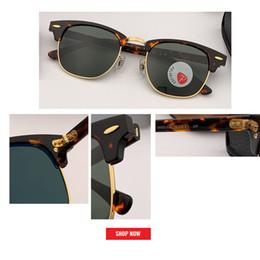 China BRAND DESIGN Classic Polarized club master Sunglasses Men Women Driving vintage top quality Sun Glasses Male Goggle UV400 Gafas De Sol supplier club masters sunglasses suppliers