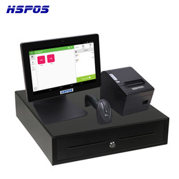 Touch screen prinTer online shopping - Integrated Solution Android Smart Pos Terminal With Large Touch Screen For Restaurant Support Wifi Bluetooth