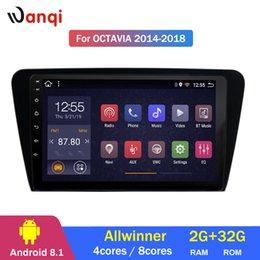 $enCountryForm.capitalKeyWord Australia - Android 8.1 car dvd gps multimedia player For SKODA Octavia 2013-2018 A7 navigation radio video Audio
