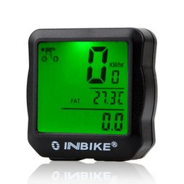 $enCountryForm.capitalKeyWord Australia - INBIKE Wired Bicycle Odometer Waterproof Backlight LCD Digital Cycling Bike Computer Speedometer Suit for Most Bikes #738235