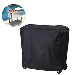 $enCountryForm.capitalKeyWord NZ - Cold Drinks Trolley Rain Covers Outdoor Patio Garden Party Shade Cooler Cart Covers Keep Cold Drink Cool From Burning Sun