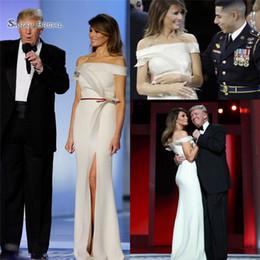 33a32d40b0a1e Modest elegant Maternity dress online shopping - Elegant Modest Off  Shoulder Celebrity Formal Sheath Evening Gowns
