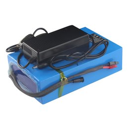 $enCountryForm.capitalKeyWord Australia - With Quick 3A charge Deep cycle rechargeable 48V20AH e-bike battery pack for 500W to 1500W power Free shipping