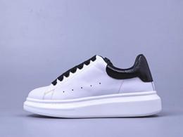 $enCountryForm.capitalKeyWord Australia - Cheap black men women stitching casual shoes wild lace velvet black classic low help cheap designer shoes solid color leather belt box 35-45