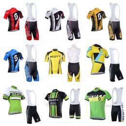 $enCountryForm.capitalKeyWord Canada - 2019 SCOTT team Cycling Jerseys Sets Cool Bike Suit Bike Jersey Anti Bacteria Cycling Short Shirt Bib Shorts Cycling Clothing52264