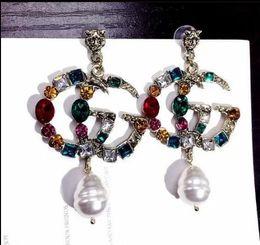 $enCountryForm.capitalKeyWord Australia - 3551 silver earrings natural crystal wholesale fashion small sterling silver jewelry for women stud men or women earings